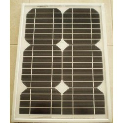 10W 12V Solar Panel Powertech