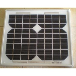 5W 12V Solar Panel Powertech