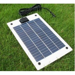 5 Watt Thin Light Weight Solar Panel