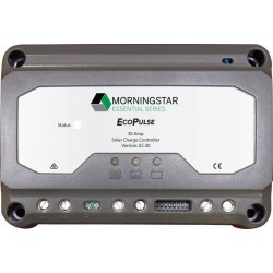 Morningstar EcoPulse Solar Regulator 30 amp  12/24V