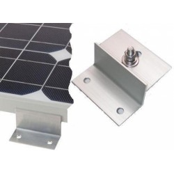 Solar Panel Mounting Bracket Aluminium