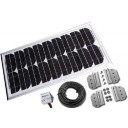 20 Watt Solar Panel Package