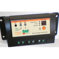 EPsolar Solar Regulator plus Lighting controller 10 amp