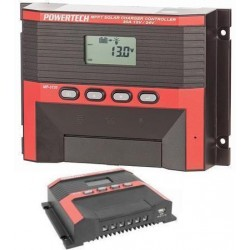 Powertech MPPT Solar Regulator with dual load timers 30 amp