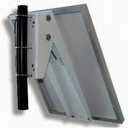 MNT Large Adjustable Pole Mounting Bracket