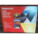 POWERTECH 120 Watt Portable Solar Kit