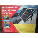 POWERTECH 80 Watt Portable Solar Kit