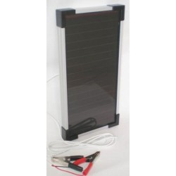 2W 12V Solar Panel Battery Charger